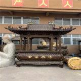 昌东铸铜香炉厂 铜香炉制造厂家 寺庙铜香炉厂家