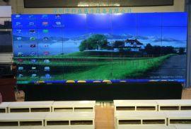 三星LG55寸高亮度拼接屏无缝监控显示器