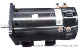 直流串励大电机 48V 4KW带制动器