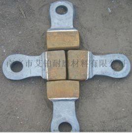 耐磨复合锤头 双金属复合耐磨锤头 高猛锤头