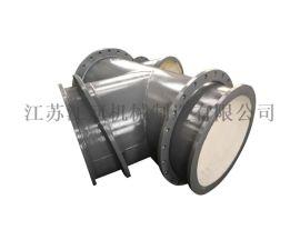 江河机械 耐磨陶瓷复合管 安徽耐磨管道