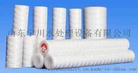 山东宁川水处理设备PP棉滤芯大量从优