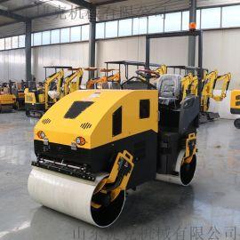 座驾式压路机 1.5吨小型压路机 小型单钢轮压路机