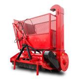 供应行走式玉米秸秆回收机 升降式收割粉碎秸秆回收机