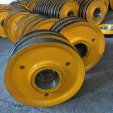 双梁吊钩滑轮组 φ560*180轧制轮片