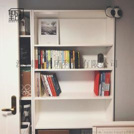 定制实木家具简易书架儿童收纳柜全屋定制