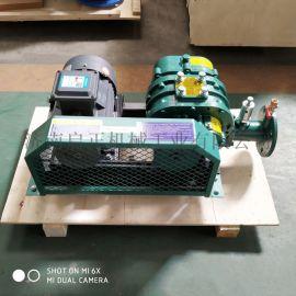 三叶罗茨式鼓风机耐磨高压 高压防爆