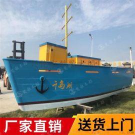 济宁景观海盗船户外满意