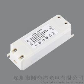 LED面板灯30W 无频闪高PF隔离