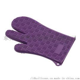 厂家批发生产硅胶手套,耐高温硅胶手套定制