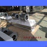 矿用热风幕机GRMS-2*19/4离心热空气幕
