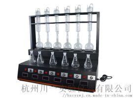 一体化蒸馏仪CYZL-6C多功能蒸馏器