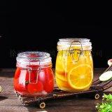 密封罐儲物罐蜂蜜罐檸檬醬罐鹹菜罐雜糧罐泡菜罈玻璃瓶