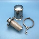 不锈钢滤芯罐顶用呼吸器 304不锈钢滤芯呼吸器