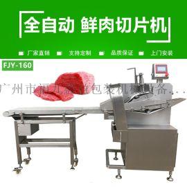 鲜肉切片机切肉片机加工设备