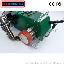 ZX1000PVC喷绘布高温焊接塑料广告布焊接机