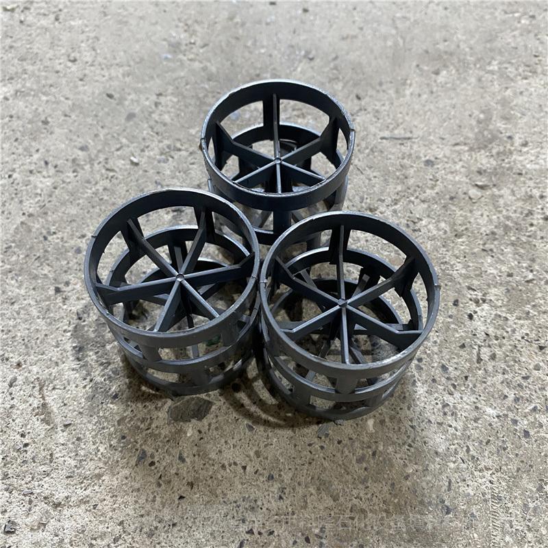 萍鄉科隆供應米字型CPVC鮑爾環十字型鮑爾環填料