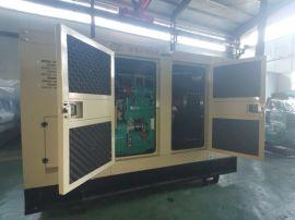 100kw柴油发电机康明斯电力 户外移动防雨棚