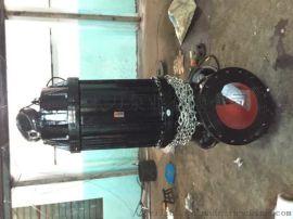 WQ型潜水排污泵立式离心式潜水潜污泵