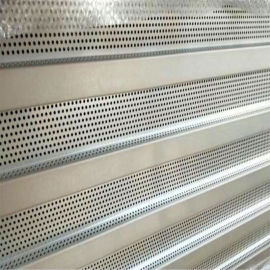 铝板材冲孔板 异形铝单板冲孔图案 冲孔加工工艺