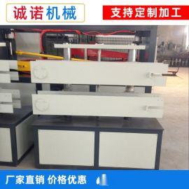 PVC PE塑料管材牵引机 塑料管材牵引机