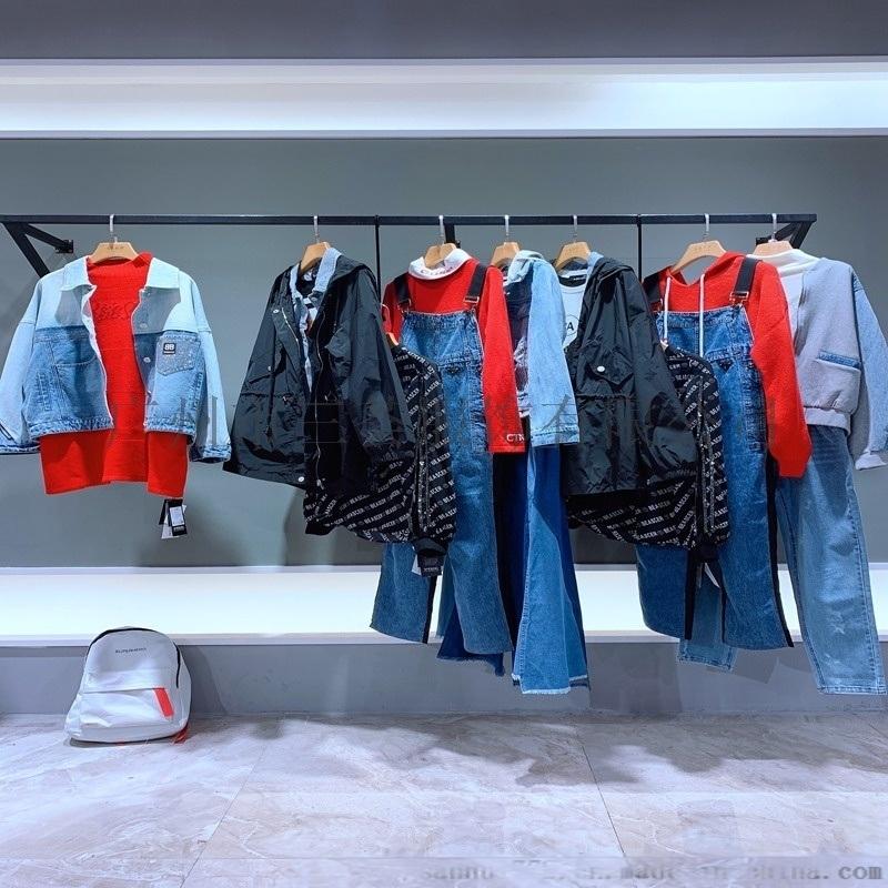 華丹尼品牌庫存女裝/品牌女裝連衣裙貨源