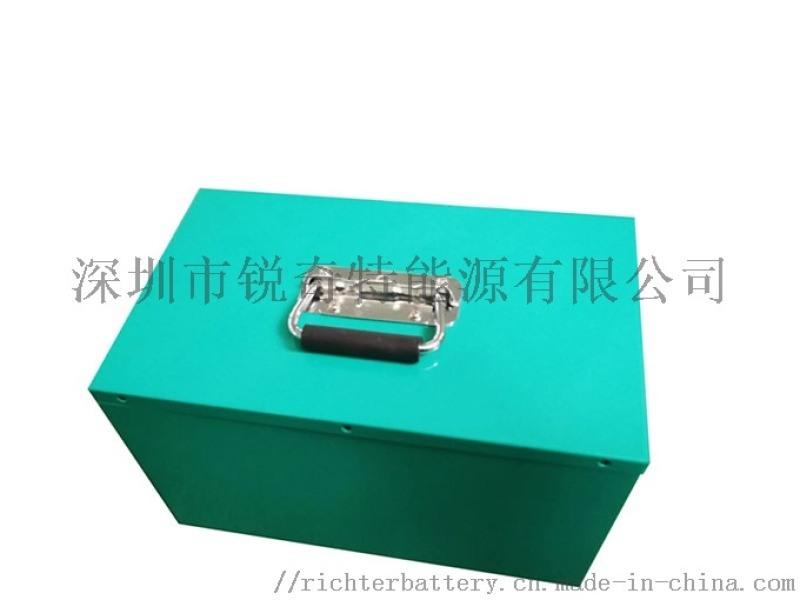 新国标电池48V12AH 32650磷酸铁锂电池组