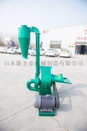 玉门市粗饲料破碎机 秸秆磨粉机生产厂家