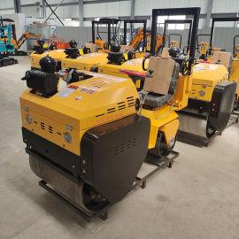 柴油双钢轮震动压路机 1吨2吨3吨全液压压路机