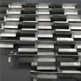 金属格利奇格栅填料制作及安装方法