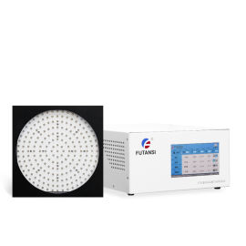 UVLED圆形面光源 UV光源定制-200X200