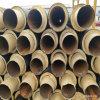 预制直埋式保温管 塑套钢预制直埋保温管