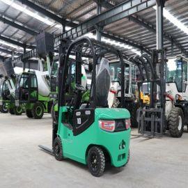 四轮座驾式电动叉车 1.5吨小型蓄电池叉车厂家