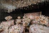 黑龍江原美酒店軟裝設計|婚禮堂改造|宴會廳設計
