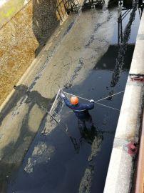 北海新建水池施工缝漏水补漏工艺