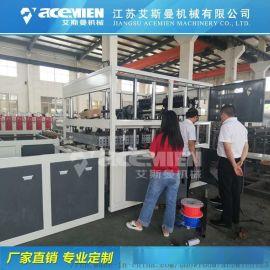 湖南株洲中空塑料建筑模板生产加工设备