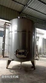5吨发酵罐,不锈钢搅拌罐质量好吗
