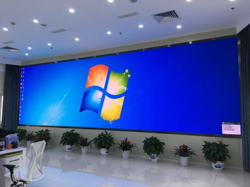 大数据演示高清大屏幕,运营中心LED电子屏幕