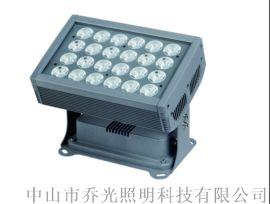 LED投光灯轮廓洗墙灯户外防水方形大功率投光灯