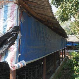 猪场防水阻燃帆布篷布生产厂家