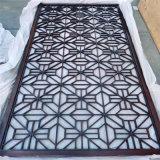 福樂閣木紋鋁窗花 蘇州園林鋁窗花設計