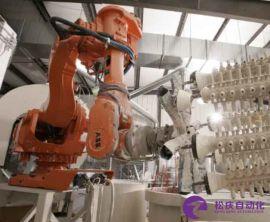 脱蜡铸造集成 压铸周边自动化 机器人厂家