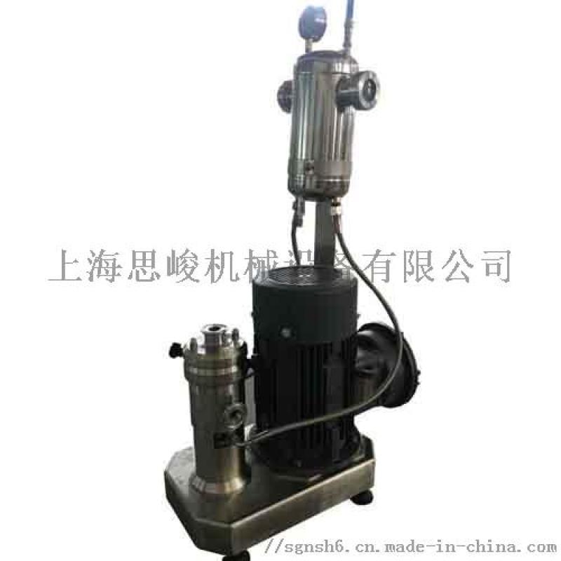 GM2000纤维素胶体磨