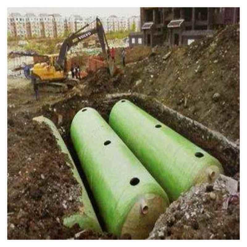 专业生产玻璃钢化粪池 霈凯 农村改厕沉淀池