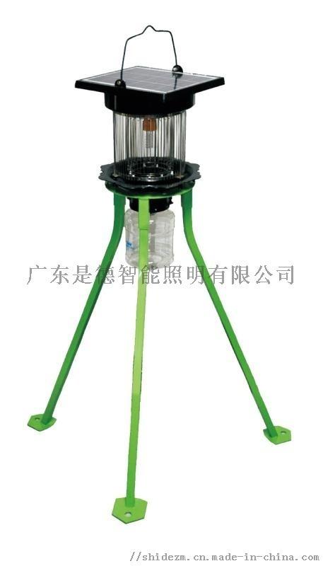 多功能攜帶型太陽能殺蟲燈