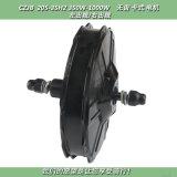 常州佳博电机205-35H2后驱电动车电机卡飞 电动自行车电机厂家 轮毂电机功率350W-1000W支持定制 右出线