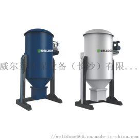 分体式高真空除尘器