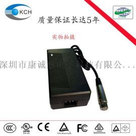 54.75V3.75A桌面式充电器54.75V3.75A磷酸铁锂电池充电器