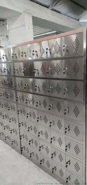 重庆不锈钢储物柜 不锈钢餐具柜 碗柜厂家