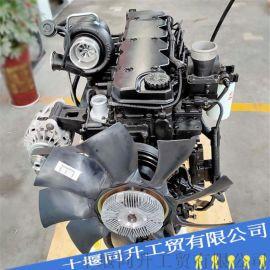 进口康明斯QSB6.7-C160发动机